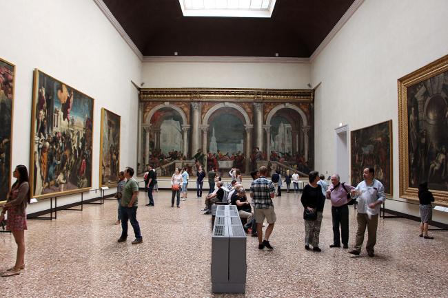 Top 20 things to do in Venice: Gallerie dell'Accademia