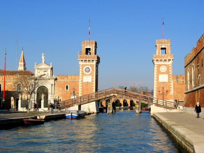 Top 20 things to do in Venice: The Venetian Arsenal