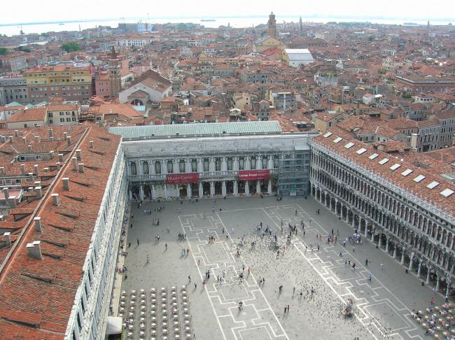 Top 20 things to do in Venice: The Procuratie of Venice