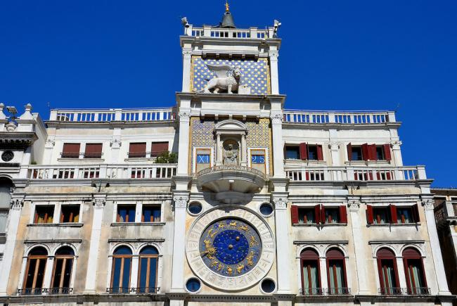 Top 20 things to do in Venice:  St. Mark's Clocktower