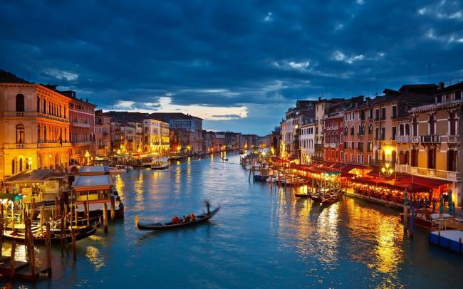 Top 20 things to do in Venice: The Grand Canal of Venice