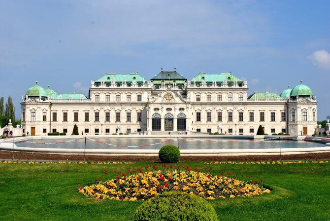 Top 20 things to do in Vienna: Upper Belvedere