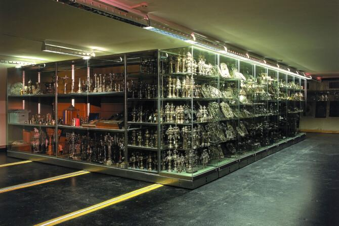 Top 20 things to do in Vienna: A storage-like area in the Jewish Museum Vienna