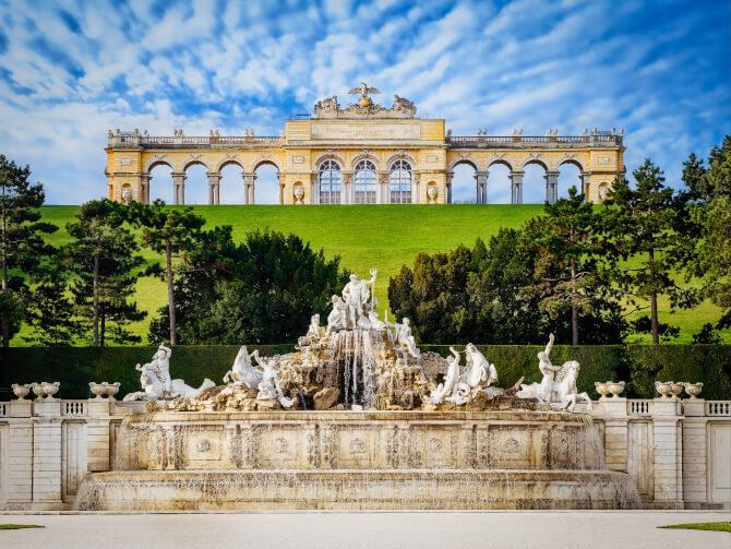 Top 20 things to do in Vienna: Parts of the Schönbrunn gardens