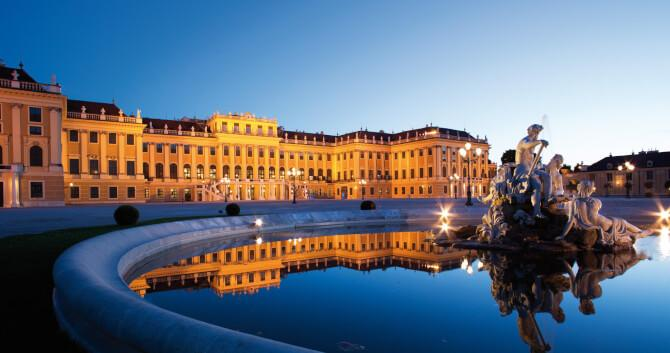 Top 20 things to do in Vienna: The Schönbrunn Palace - a must-see on the list of things to do in Vienna