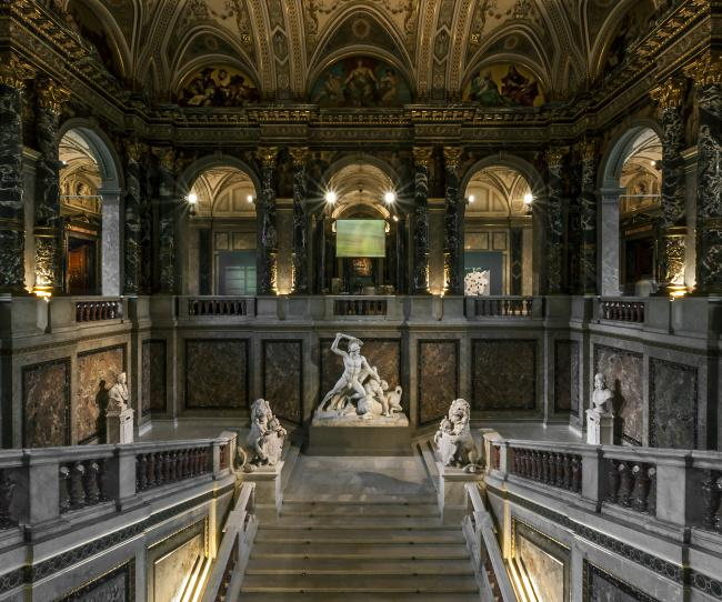 Top 20 things to do in Vienna: The interior of the Kunsthistorisches Museum