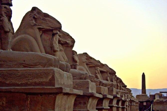 things to do in egypt:Temple Karnak