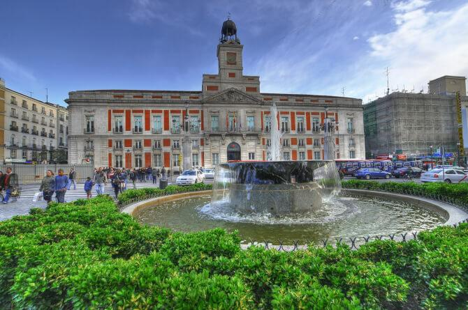 Top 20 things to do in Madrid: Puerta del Sol