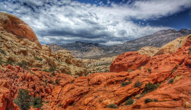 Top 20 things to do in Las Vegas: The red rocks of the Red Rock Canyon National Conservation Area