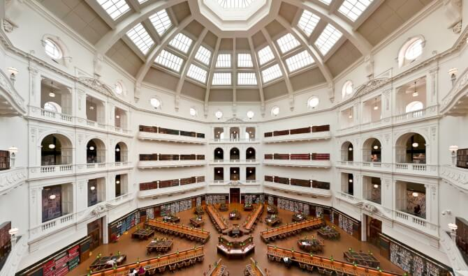 Top 20 things to do in Melbourne: Inside the State Library Victoria