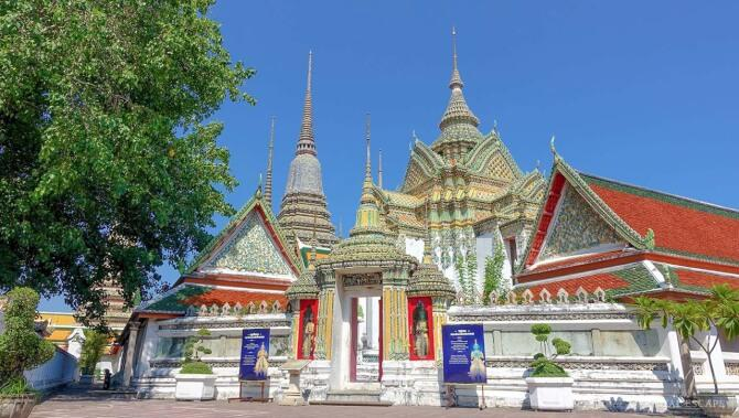 Top 20 things to do in Bangkok: Wat Pho