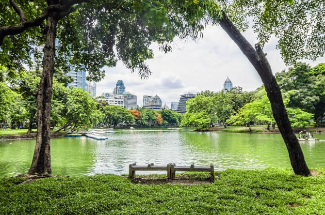 Top 20 things to do in Bangkok: Lumphini Park
