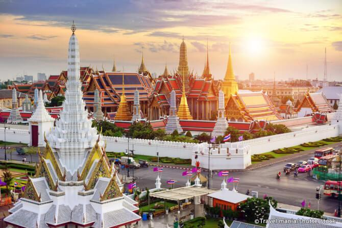 Top 20 things to do in Bangkok: Grand Palace