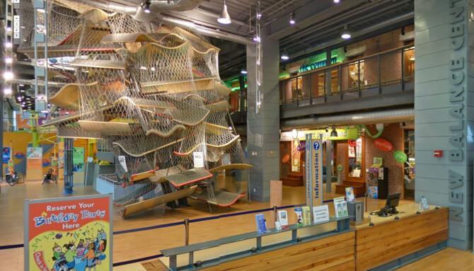 Top 20 things to do in Boston: Boston Children's Museum