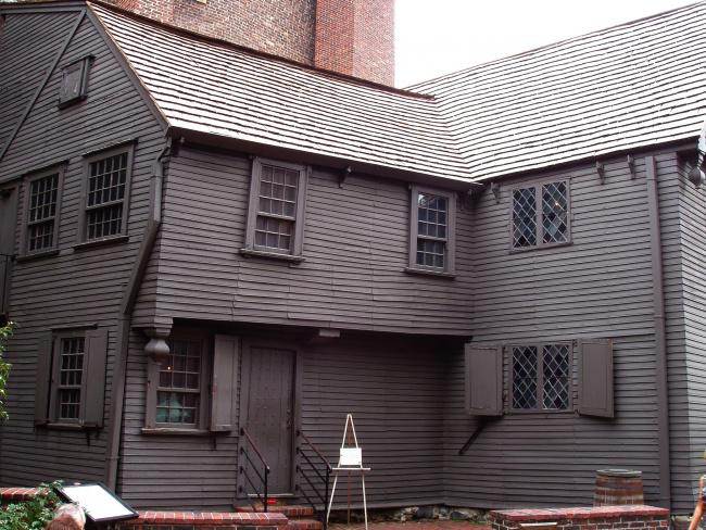 Top 20 things to do in Boston: Paul Revere House