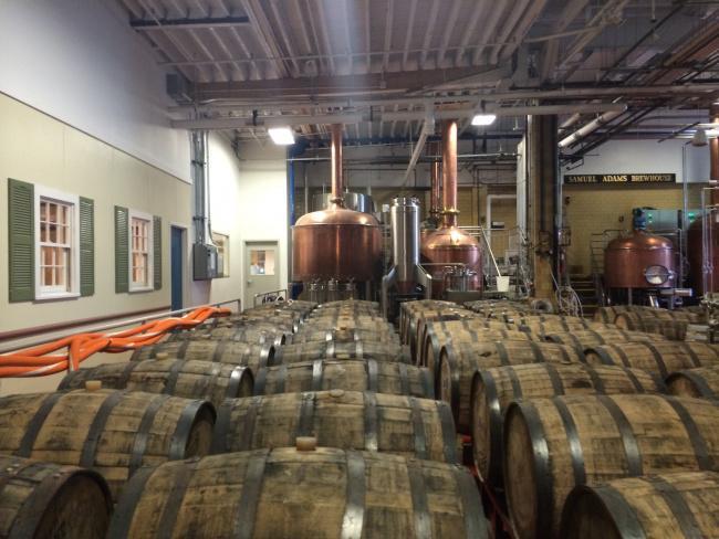 Top 20 things to do in Boston: Samuel Adams Brewery