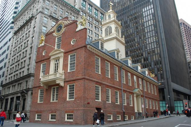 Top 20 things to do in Boston: Old State House