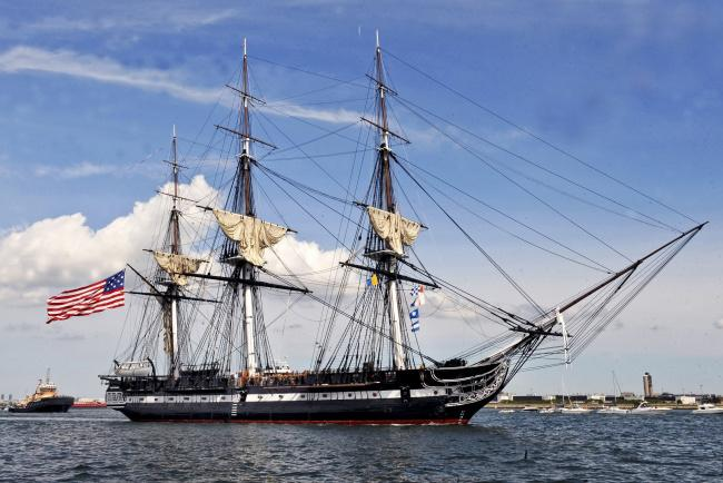 Top 20 things to do in Boston: USS Constitution