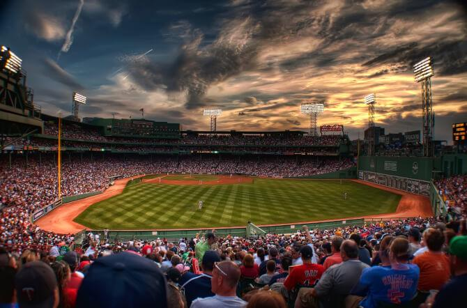 Top 20 things to do in Boston: Fenway Park
