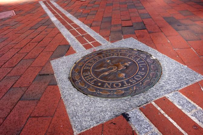 Top 20 things to do in Boston: Freedom Trail