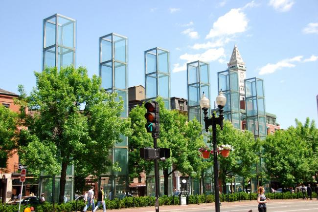 Top 20 things to do in Boston: New England Holocaust Memorial