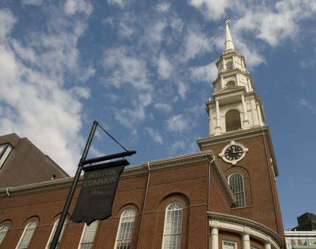 Top 20 things to do in Boston: Old North Church