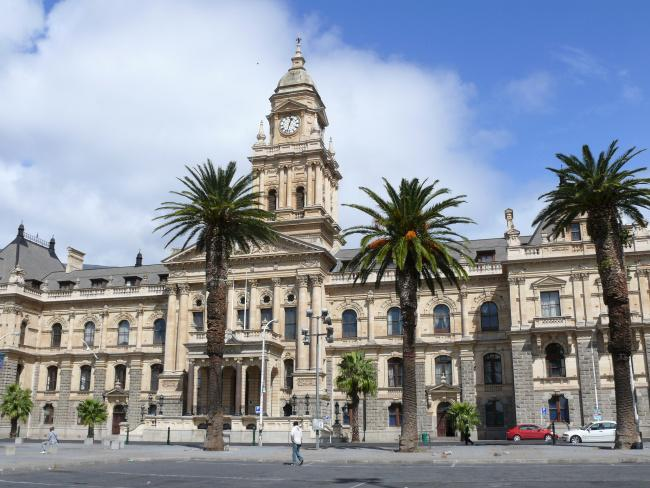 Top 20 things to do in Cape Town: Cape Town City Hall
