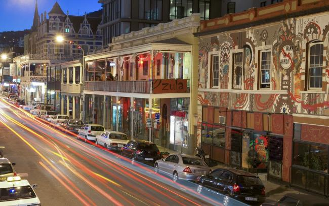 Top 20 things to do in Cape Town: Long Street