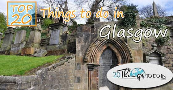 Top 20 things to do in Glasgow