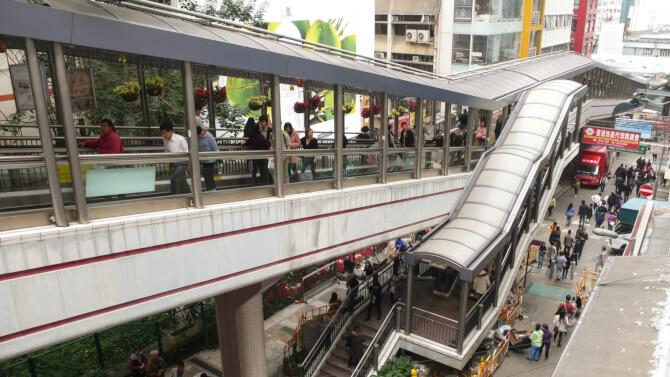 Top 20 things to do in Hong Kong: Central-Mid-Levels Escalators