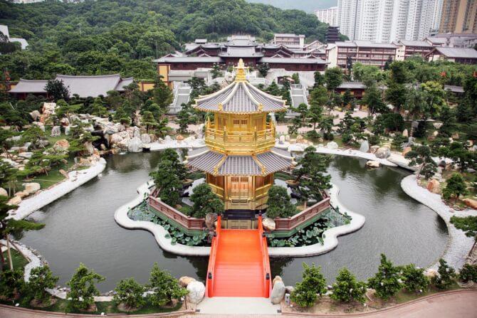 Top 20 things to do in Hong Kong: Nan Lian Garden