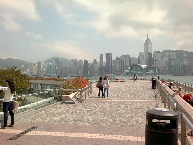 Top 20 things to do in Hong Kong: Tsim Sha Tsui Promenade