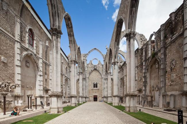 Top 20 things to do in Lisbon: Carmo Convent