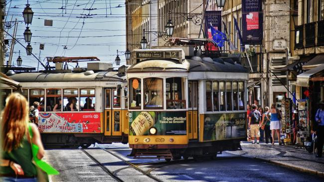 Top 20 things to do in Lisbon: Lisbon Trams