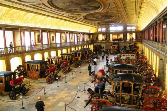 Top 20 things to do in Lisbon: National Coach Museum