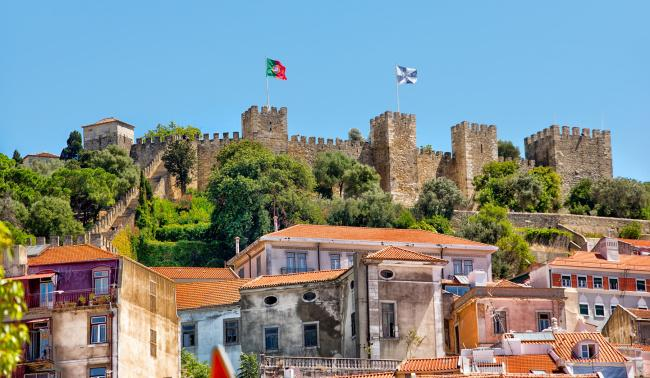 Top 20 things to do in Lisbon: St. George's Castle