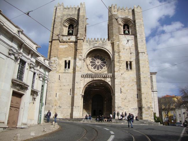 Top 20 things to do in Lisbon: Outside of the Lisbon Cathedral