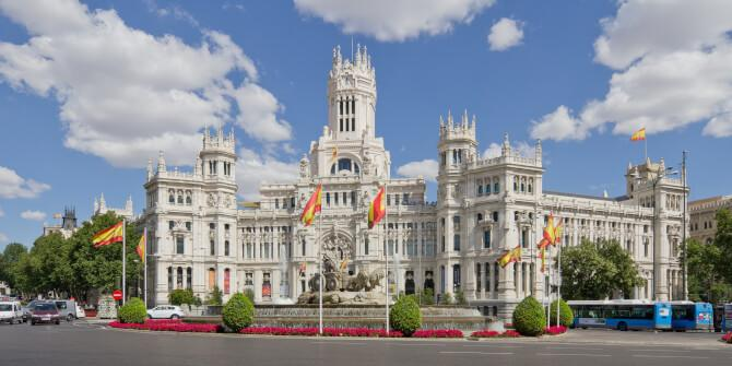 Top 20 things to do in Madrid: Plaza de Cibeles