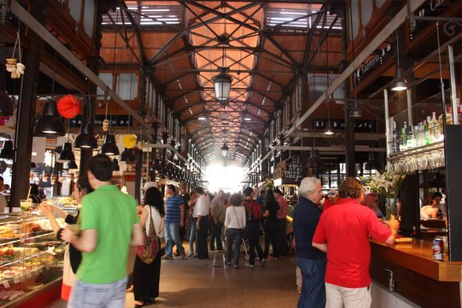 Top 20 things to do in Madrid: Market of San Miguel