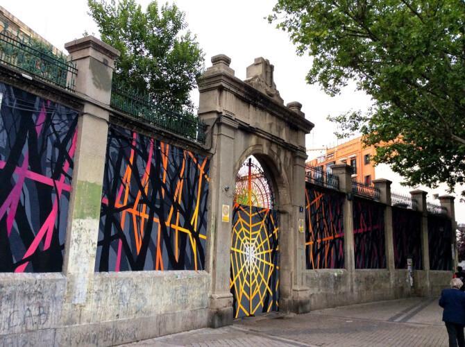 Top 20 things to do in Madrid: La Tabacalera de Lavapiés