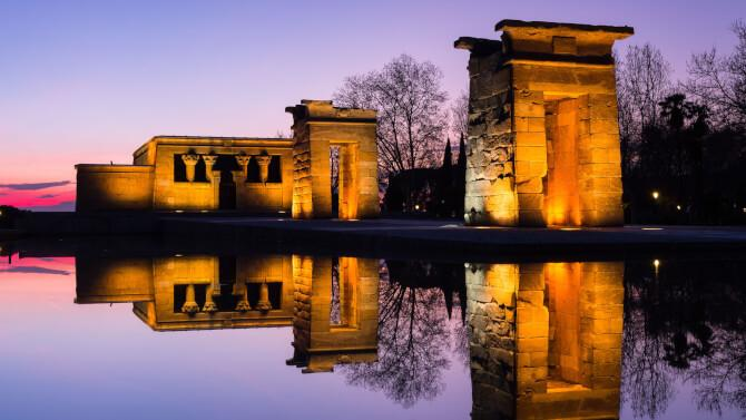 Top 20 things to do in Madrid: Templo de Debod