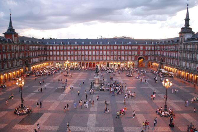 Top 20 things to do in Madrid: Plaza Mayor