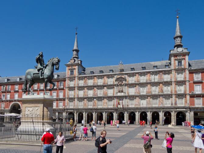 Top 20 things to do in Madrid: Casa de la Panadería