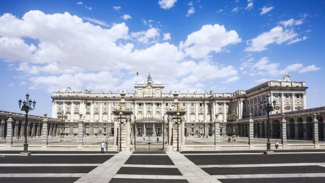 Top 20 things to do in Madrid: Royal Palace of Madrid