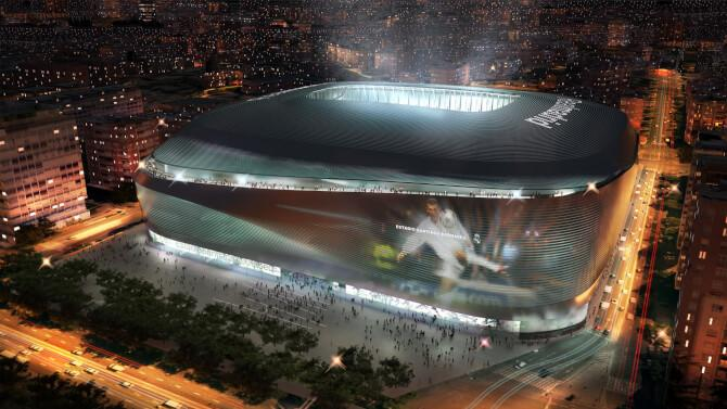 Top 20 things to do in Madrid: Santiago Bernabéu Stadium
