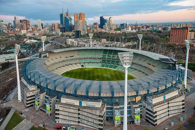 Top 20 things to do in Melbourne: Melbourne Cricket Ground