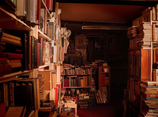Top 20 things to do in Melbourne: Haunted Bookshop
