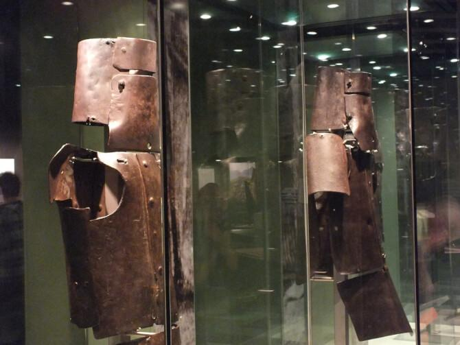 Top 20 things to do in Melbourne: Ned Kelly's Armour