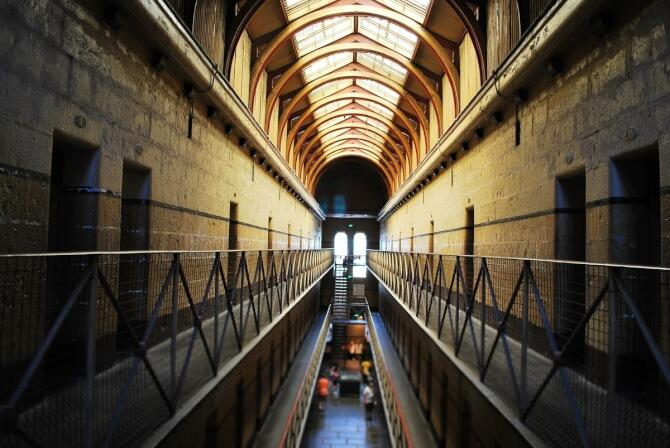 Top 20 things to do in Melbourne: Old Melbourne Gaol