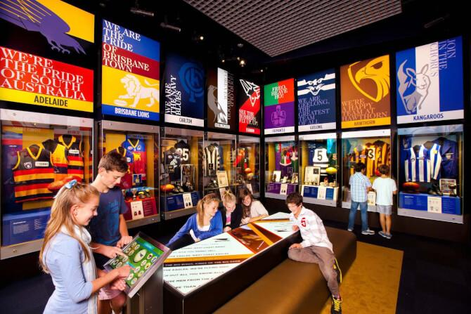 Top 20 things to do in Melbourne: National Sports Museum